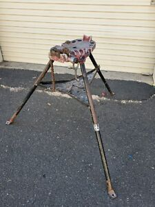 Reed R450p Tripod Chain Vise 1 8 To 6 Pipe Local Pick Up Only