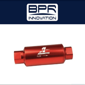 Aeromotive In Line An 10 10 Micron Fuel Filter 12301