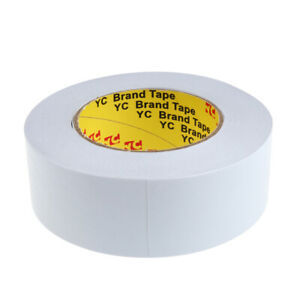 50m Durable Double Stick Foam Mounting Tape Roll Removable Width 45mm