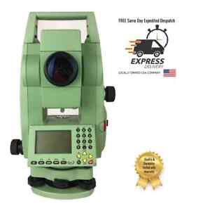 Leica Tcr703 Auto Motorized Total Station For Construction land Surveying