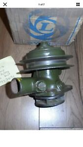 Hard To Find Austin Healey 100 4 Original Water Pump With Pulley Reconditioned