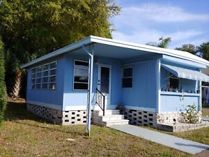Mobile Home For Sale St Pete Florida 55 Community
