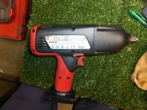 Snap On Ct6850 18v 1 2 Drive Lithium Brushless Cordless Impact Tool Only