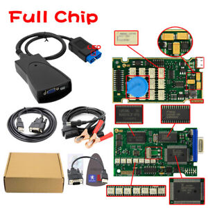 Pp2000 Led Full Chip Lexia3 Diagbox V7 83 Nec Diagnostic For Citroen Peugeot Usa