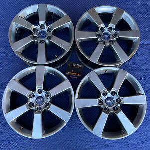 Set Of 4 20 Ford F 150 F150 Expedition Factory Stock Oem Rims Wheels 10005