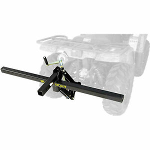 Camco Black Boar Atv utv Implement Outside Vehicle Manual Lift Attachment 66013