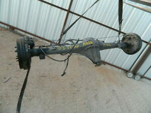 02 03 04 Toyota Tundra Acc Cab V6 3 4l 2wd 4x2 Rear Differential Axle Complete