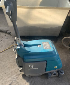 Tennant T1 Lithium Ion Battery Operated Floor Scrubber No Charger