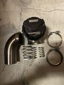 Turbosmart 60mm Powergate60 Limited Edition Sleeper External Wastegate