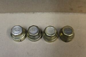Chevrolet Brass Hub Cap Grease Cups 1925 1926 1927 1928
