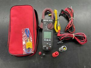Matco Tools Md79 600 Amp Digital Clamp Multimeter Electrical Tester