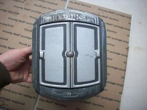 Original Hadees Hot Water Heater 1930 s Vintage Accessory Deco 1932 Ford