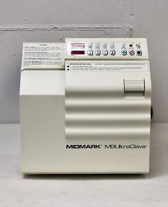 Midmark M9 003 Ultraclave Automatic Dental Steam Sterilizer Autoclave