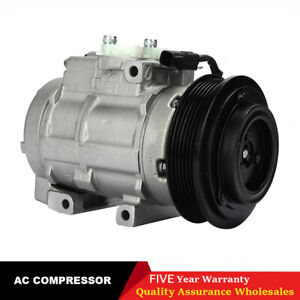 Ac A C Airconditioner Compressor Fit Ford Expedition F 150 Navigator Co 10905c