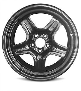 Set Of 4 New 17 Inch Steel Wheel Rims For 2014 2020 Jeep Renegade 5 Lug 110mm