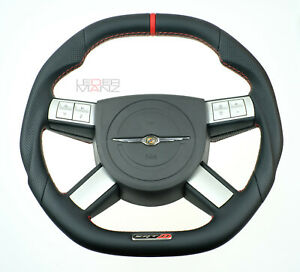 Dodge Chrysler Custom Steering Wheel Challenger Srt8 Hemi 300c Magnum Charger