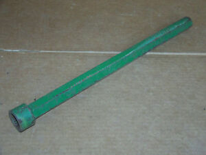 Vintage Antique John Deere A B G 50 60 70 Tractor Socket Wrench Extension Tool