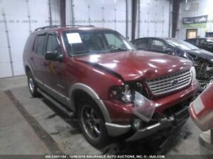 Carrier Rear Axle 4 Door Differential Abs Sensor Fits 02 04 Explorer 189395