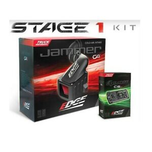 Edge 39012 Stage 1 Intake programmer Kit 10 12 Dodge Cummins Die
