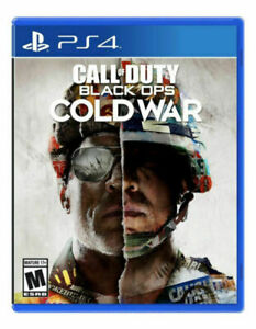 Call of Duty: Black Ops Cold War COD BO USED SEALED PlayStation 4 2020 PS4 $42.99