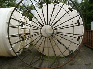 Snyder Industries 79500000 Cone Bottom Tank Stand for 6 13k Gallon Poly Tanks