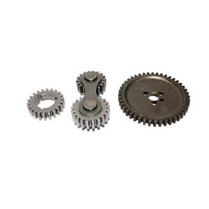 Comp Cams 4136 Dual Ider Gear Drive Kit Roller Cam 5 0 5 7l Chevy