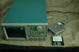 Tektronix Awg2000 Series Waveform Software Collection On 3 5 Disk