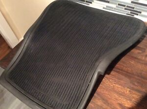 Herman Miller Aeron Chair Backrest Graphite Large Size C Oem Seat Back