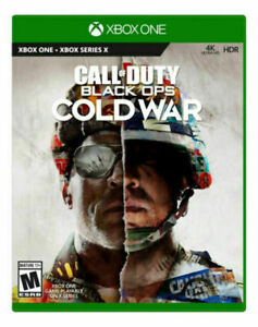 Call of Duty: Black Ops Cold War COD BO USED SEALED Xbox One Series X $42.95