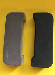 used 540523 singer rubber Hinge Cushion lot Of 2 for Sewing Machines