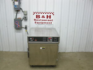 Bki Go 36 Commercial Half Size Convection Cook Hold Gourmet Oven Demo Model