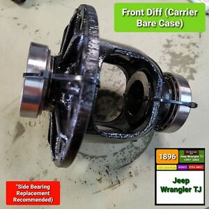 Front Differential Carrier For 1997 2002 Jeep Wrangler Tj Oem Free Shipping