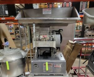 Hollymatic Super 54 With Safety Commercial Patty Machine