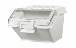 Wutfly Commercial 40 cup Prosave Shelf storage Ingredient Bin With Scoop stac