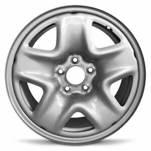 Set Of 4 17 Inch Steel Wheel Rims For 2006 2012 Ford Escape 17x7 5 Lug 114 3mm