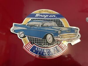 Snap On American Classic 1957 Chevy Decal