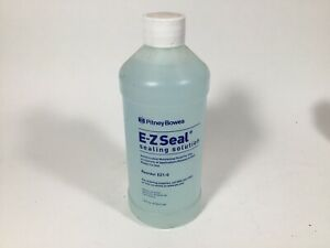 Pitney Bowes E z Seal Sealing Solution For Mailing Machines 16oz Bottle