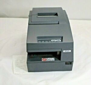 Epson Tm h6000iii M147g Thermal Receipt Pos Printer With Adapter Ab848