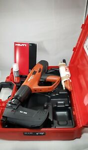 Hilti Powder actuated Tool Dx 5 Mx kit With Collated Nail Magazine Brand New