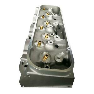 New Bare Aluminum Cylinder Head Fits Big Block Chevy Bbc 454 Performance Angle