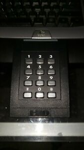 Hid Iclass Rk40 Reader And Keypad With Mount