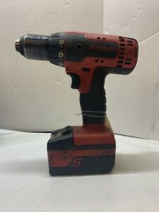 Snap On Cdr8815 1 2 Drill Driver With Battery