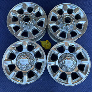 Set Of 4 20 Ford F 250 F 350 F250 F350 Excursion Factory Oem Wheels Rims 3844
