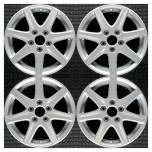 Set 2003 2004 2005 Honda Accord Oem Factory 42700sdba01 16 Oe Wheels Rims 63858