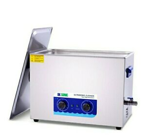 Dk 3000h Large Commercial Ultrasonic Cleaner Dk Sonic 30l 600w Sonic Cleaner