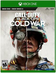Activision Call of Duty: Black Ops Cold War for Xbox One Standard Edition 88497 $29.99