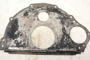 Ford Fe Engine Block Plate 352 360 390 410 427 428 Dust Shield