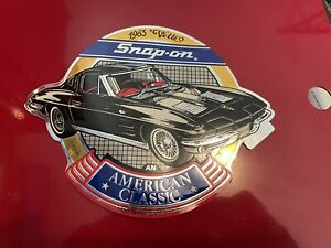 Snap On American Classic 1963 Corvette Decal