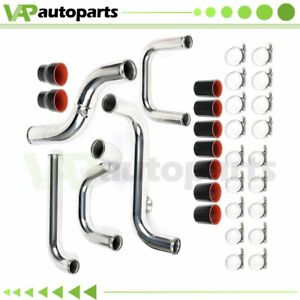 For Civic Integra Del Sol 92 00 Bolt On Turbo Intercooler Piping Hose Clamp
