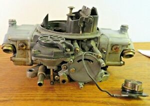 Holley Street Avenger 670 Cfm Carburetor 199r9917 1 Car Auto Parts Carb